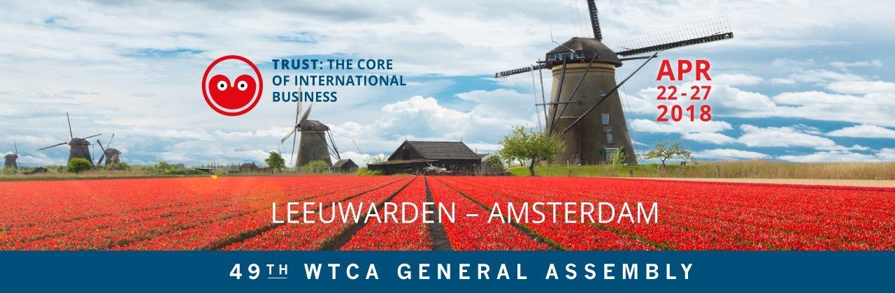 WTCA General Assembly 2018 – Leeuwarden